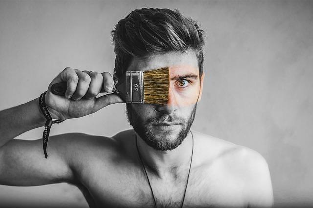 头发少的完美解决办法,你学会了吗?